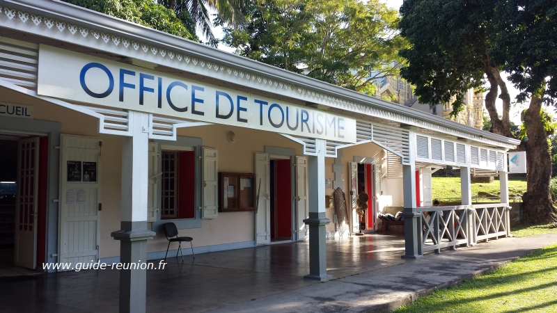 office de tourisme 974