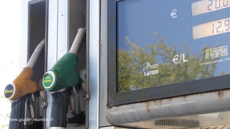 Carburant   26 stations services pour la population - Guide Réunion fabcd76262e