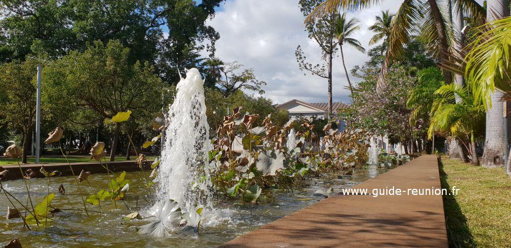 Le jardin de l 39 etat guide r union - Deco jardin rouscht saint denis ...
